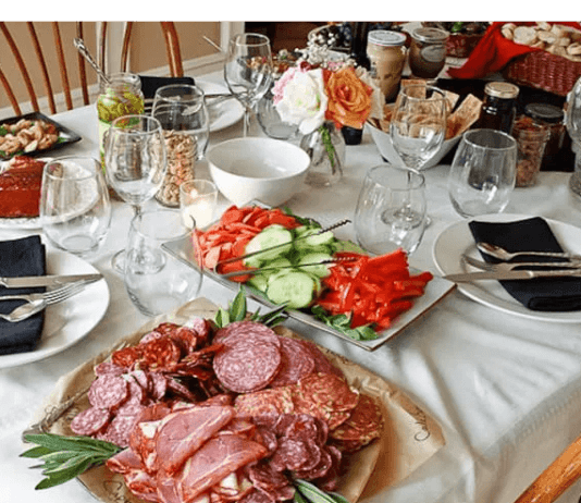 How to host a cheese and wine party