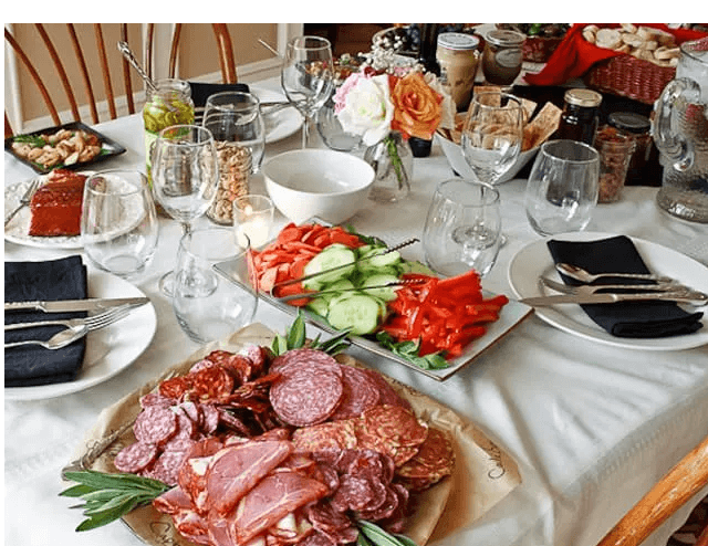 How to host a cheese and wine party?