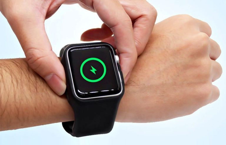 Batfree-the World's First Power Strap for Apple Watch Launches on Kickstarter