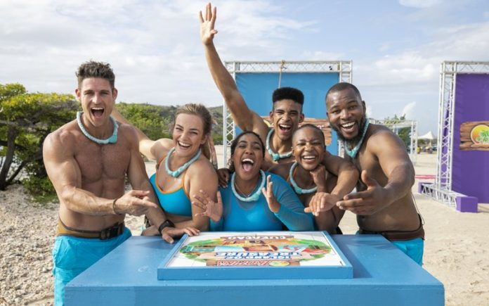 Tropika Island of Treasure contestants