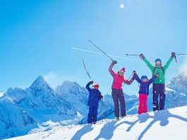 European Skiing Holiday