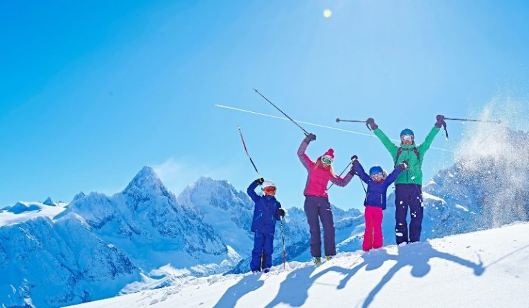 What to Pack for Your Children for a European Skiing Holiday