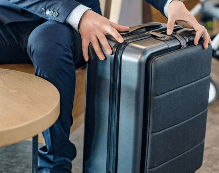 Xiaomi Ecosystem Company 90FUN Released a New 20″ Carry-on Spinner for Modern Travelers