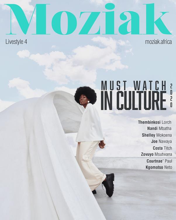 Moziak Magazine reveals their Must Watch In Culture list for 2020
