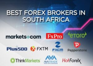 The best forex brokers in South Africa